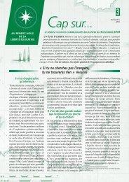 télécharger - ECA - Enseignement catholique actualites