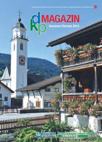 dkpmagazin Sommer/Herbst 2012