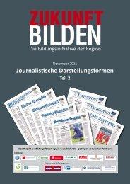 Journalistische Darstellungsformen - zukunft-bilden.com