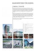 DIREKTION ZÜBLIN SYSTEMBAU - Strabag AG - Page 7