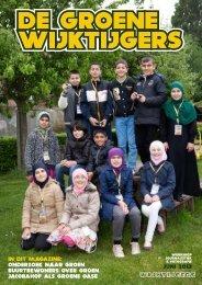 JUNI 2013 IN dIT mAGAzINE: ONdERzOEK NAAR ... - Wijktijgers