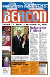 80 November 2009.pdf - Whitney M. Young Magnet High School