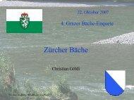 Züricher Bäche - Wasserland Steiermark