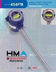 KURZ Series 454FTB - Measurement Resources