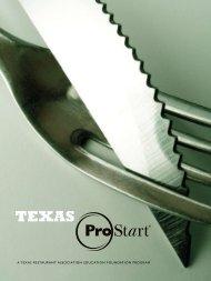 a texas restaurant association education foundation program