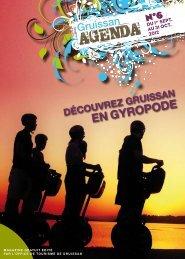 AgendA - Gruissan
