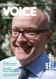 Download - Macmillan Cancer Support