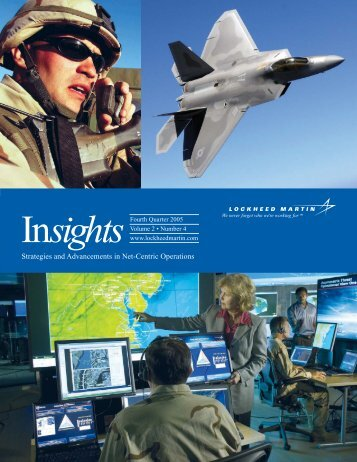 Download pdf version of entire issue (3.2 MB) - Lockheed Martin ...
