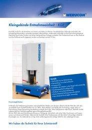 KGE - Werucon Automatisierungstechnik GmbH