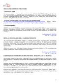 PERIODICAL INFORMATION LETTER OF BN Acier - Page 2
