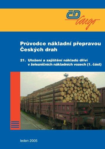 Průvodce nákladní přepravou Českých drah - jerid