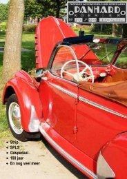 Voorjaarsrit 2012 - Panhard Automobielclub Nederland