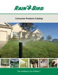 Consumer Products Catalog - Rain Bird