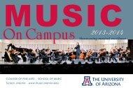 ona.edu on Campus Showcasing musical ... - School of Music