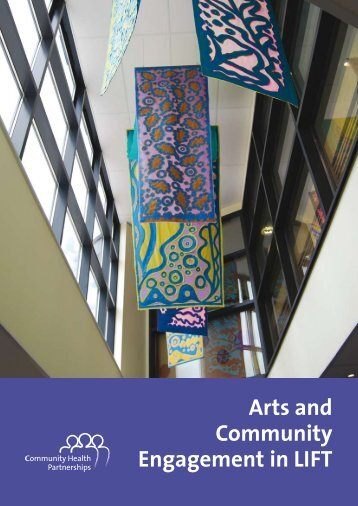 Arts and Community Engagement in LIFT - Public Art Online