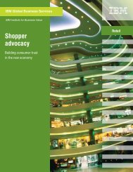 Shopper advocacy: Building consumer trust in the new ... - RIS News
