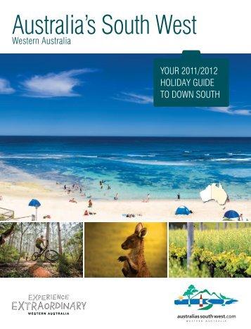 ASW Holiday Planner_2011.indd - Carnet de voyage en Australie