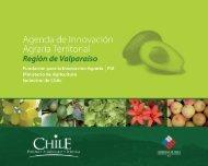 Agenda de Innovación Agraria Territorial de la Región de ... - Fia