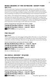 children adult programs - Third Street Music School Settlement - Page 7