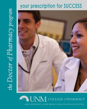 Download Our Brochure (PDF) - HSC - University of New Mexico