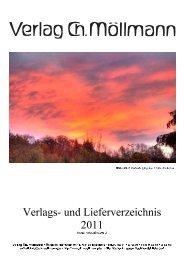 Verlags- und Lieferverzeichnis 2011