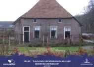 duurzame ontwikkeling landschap omgeving ... - Provincie Drenthe