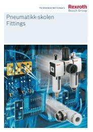 Pneumatikk-skolen Fittings - Bosch Rexroth