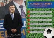 Flugblatt: 5 Jahre Innenminister Caffier - MUPINFO.de