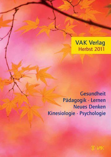 VAK Verlag