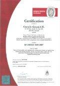 Zertifikat Sicherheitsmanagement - Seite 2
