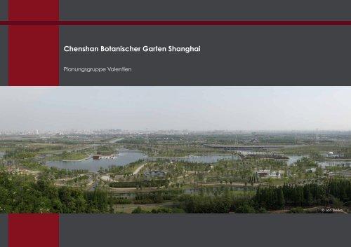 Chenshan Botanischer Garten Shanghai - Valentien | Valentien