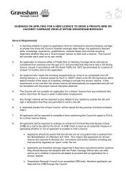 guidance on applying for a new licence to drive a private hire or ...
