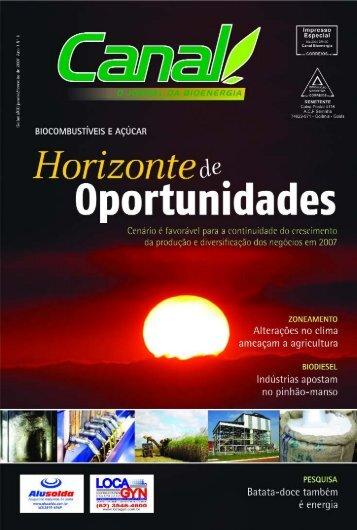 biodiesel - Canal : O jornal da bioenergia