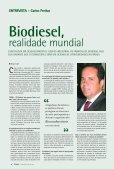 biodiesel - Canal : O jornal da bioenergia - Page 4
