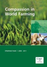 Strategic plan 2006 - 2011 - Compassion in World Farming