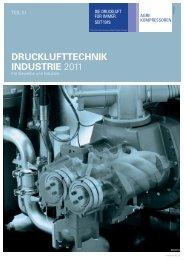 drucklufttechnik industrie 2011