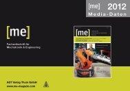 Media-Daten - AGT Verlag Thum Gmbh in Ludwigsburg