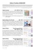 Preisliste 2008/2009 - Page 4