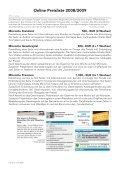 Preisliste 2008/2009 - Page 6