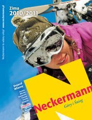 Góry i Śnieg - Neckermann Polska