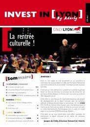 La rentrée culturelle 2011 - Aderly