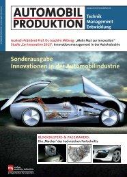 Innovationen - car innovation