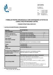 SC Adviser SRL Sibiu - ADR Centru