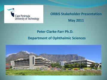 Cape Peninsula University of Technology - Orbis