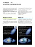 SIMATIC Rack PC - flexibles y fiables - Page 2
