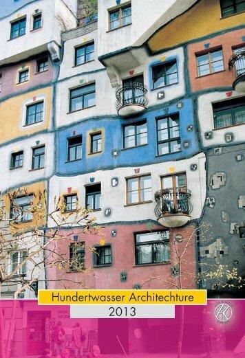 2013 Hundertwasser Architechture