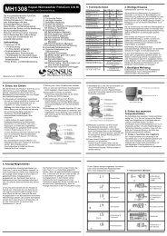 Einbau- und Betriebsanleitung PolluCom C/S RI
