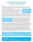 Lorsqu'une catastrophe se produit: Crise dans la ... - UNICEF Canada - Page 2