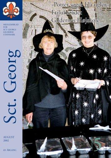 Potter søger blå ugler - Sct. Georgs Gilderne