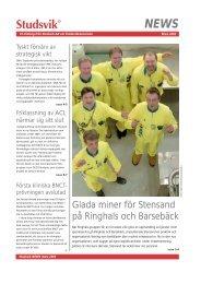 news nr 1 2003 - Studsvik